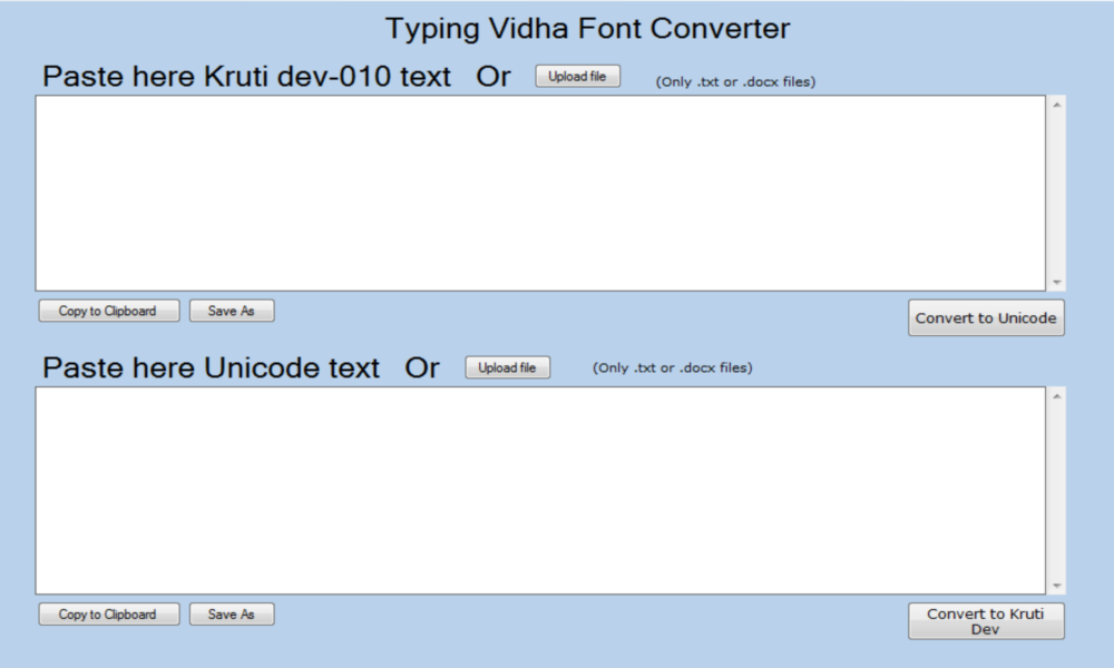 Mangal Krutidev Converter | Unicode to Krutidev Font Converter